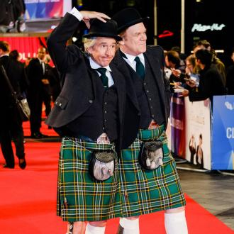 Steve Coogan says Laurel and Hardy were like a married couple