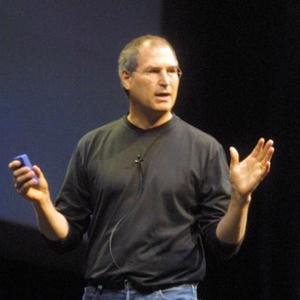 Steve Jobs To Receive Grammy