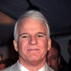 Steve Martin Wears Fake Nails