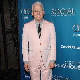 Steve Martin loves fatherhood at 71