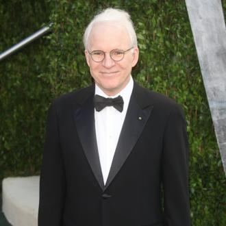 Steve Martin becomes a dad