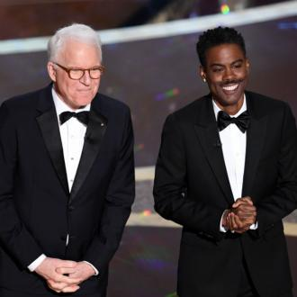 Steve Martin and Chris Rock open Oscars