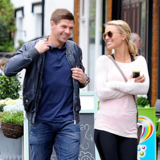 Steven and Alex Gerrard expecting fourth child