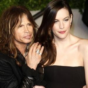 Steven Tyler Wears Daughter Liv's Clothes