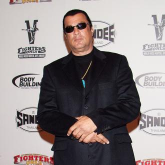 Steven Seagal a 'real' action hero