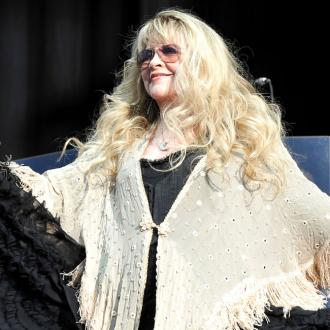 Stevie Nicks has shawl vault
