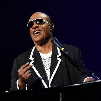 Stevie Wonder tells fans to 'choose love' at BST concert
