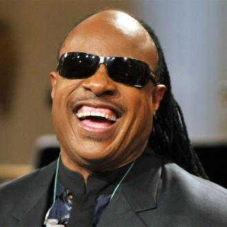 Stevie Wonder urges expression through music
