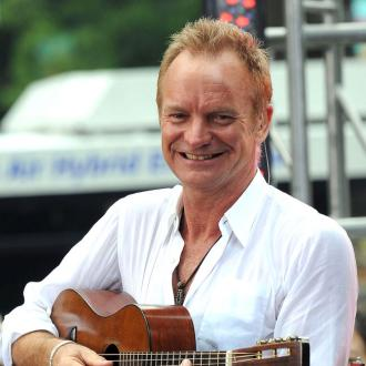 Sting won't wear hearing aids