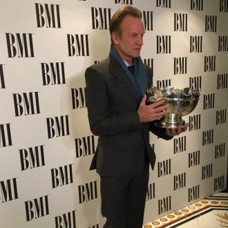 Sting Is Honoured With The Bmi Icon Award
