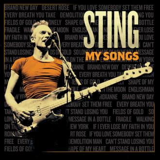 Sting announces reimagined hits album My Songs