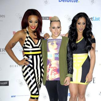 Stooshe 'morph into each other' in studio