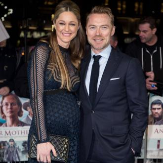 Ronan Keating's Wife Storm Has Baby Boy