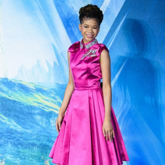 Storm Reid Says Working With Oprah Winfrey Was Amazing