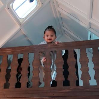 Kris Jenner buys Stormi playhouse for Christmas