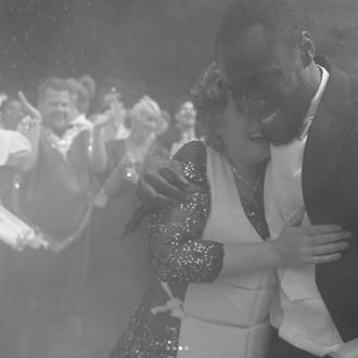 Stormzy performed at Adele's birthday party