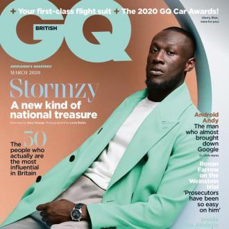 Stormzy owes success to God