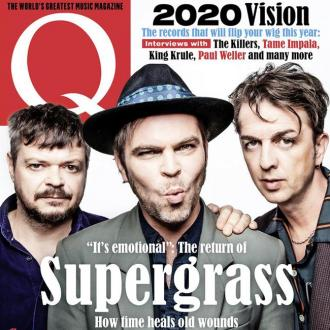 Gaz Coombes Tells Fans Not To Expect New Supergrass Music