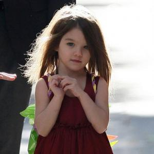 Suri Cruise Designs Her Own Clothes