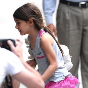 Suri Cruise To Attend 40k-a-year School