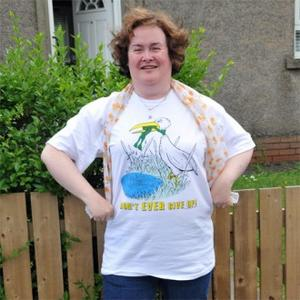 Susan Boyle To Duet With Unknown Artist