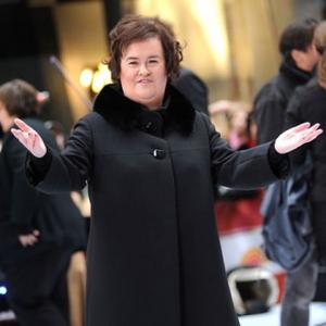 Susan Boyle Waiting For Mr Right