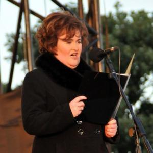 Susan Boyle Wants To Star In Musical About Her Life