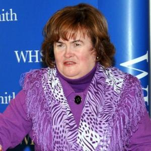 Susan Boyle Plans House Warming Party