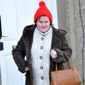 Susan Boyle Joins Her Own Musical