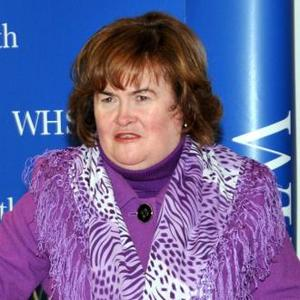 Susan Boyle 'Terrified' After Fan Chase