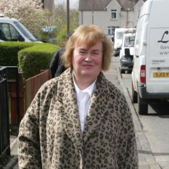 Susan Boyle wants to make people think