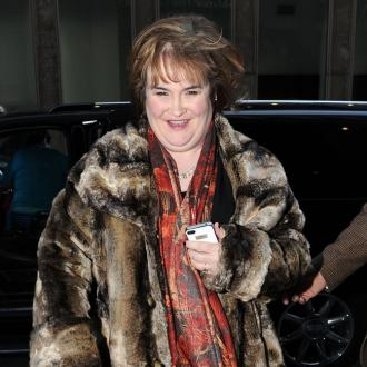 Susan Boyle Thrilled To Perform With Donny Osmond