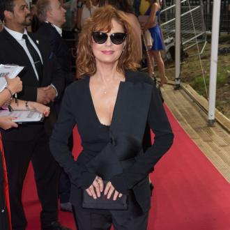 Susan Sarandon loved being romantically linked to Liam Neeson