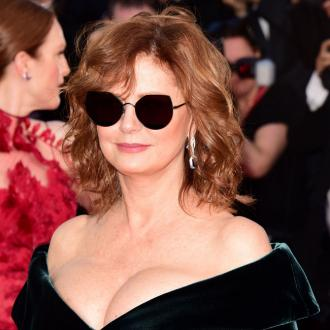 Susan Sarandon will only take on a project if it scares her