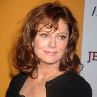 Susan Sarandon threw her knickers at director