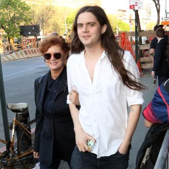 Susan Sarandon's son is cross-dresser