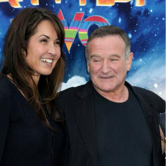 Robin Williams' widow: I wasn't allowed to share a bed with my husband before his death