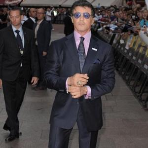 Sylvester Stallone Found Tough Guys Hard Work
