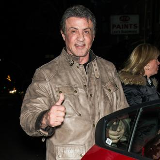 Sylvester Stallone's 70th birthday bash