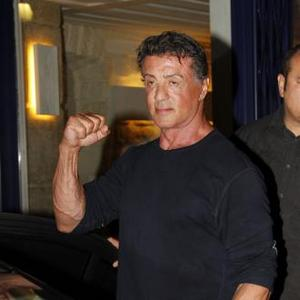 Sylvester Stallone Ignored Doctor's Advice To Do Expendables 2 Stunts