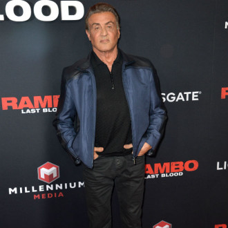 Sylvester Stallone offers Tyson Fury Expendables role