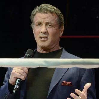 Sylvester Stallone Appears At Rocky Broadway Preview