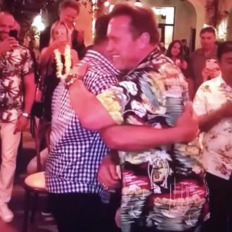 Sylvester Stallone celebrates Arnold Schwarzenegger's birthday