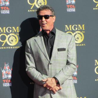 Sylvester Stallone Celebrates Mgm's 90th