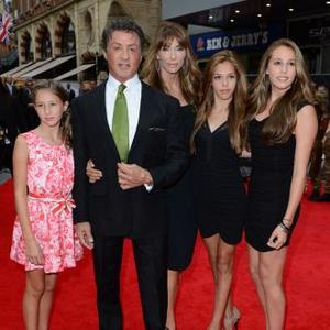 Sylvester Stallone Says Losing Son Has Been 'Very Tough'