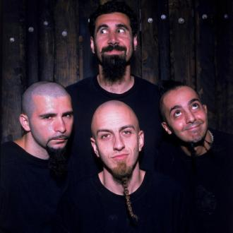 System of a Down announce 2017 album
