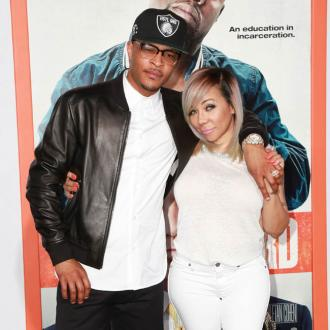 T.I's wife Tameka Harris files for a divorce