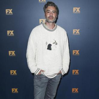 Taika Waititi wasn't uncomfortable playing Hitler in Jojo Rabbit