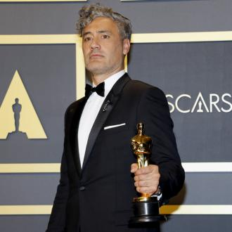 Taika Waititi says the Oscars 'are more stressful than making a movie'
