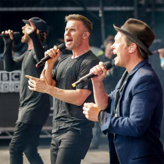 Take That will fall apart with 'any less than three' band members